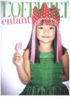 ma Cacabane dans le magazine l'Officiel Enfant