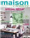 ma Cacabane dans le magazine Maisons Créatives