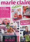 mes Lunettes dans le magazine Marie Claire Idées