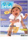 ma Cacabane dans le magazine Côté Bébé