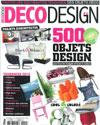 ma Cacabane dans le magazine Deco Design