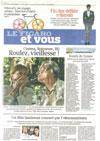 ma Cacabane dans le Figaro magazine