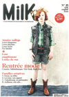 ma Cacabane dans le magazine Milk